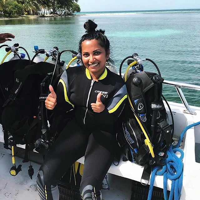Another day, another happy diver 👍 -------------------------------------------------- 📸: @stinamats