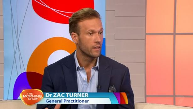 Dr Zac Turner joins The Morning Show to discuss the dangerous bacterial infection found in a busy Sydney area.