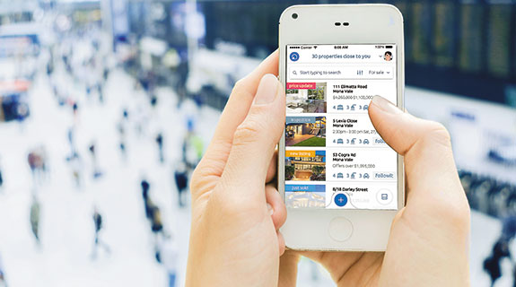 More than 800 Western Australian real estate agents have signed up to join followit, an app designed to bring a social media-style interface to property advertising.  The move signals a potential challenge to existing online platforms such as realestate.com.au and reiwa.com.  The app works by allowing consumers to follow a specific area, a single property, a street or a range of suburbs, with a Facebook-style news feed displaying the most up-to-date transactions, auctions or new listings in real time. here...