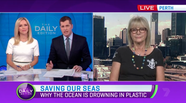Sea Shepherd coordinator Liza Dicks joins Ryan and Sarah on The Daily Edition to discuss the dire state of our coastal environment.  In this adventure documentary, ' A Plastic Ocean ', Craig Leeson teams up with free diver Tanya Streeter and an international team of scientists and researchers to explore the fragile state of our oceans, uncover alarming truths about plastic pollution, and reveal working solutions that can be put into immediate effect.  For session times go to demand.film