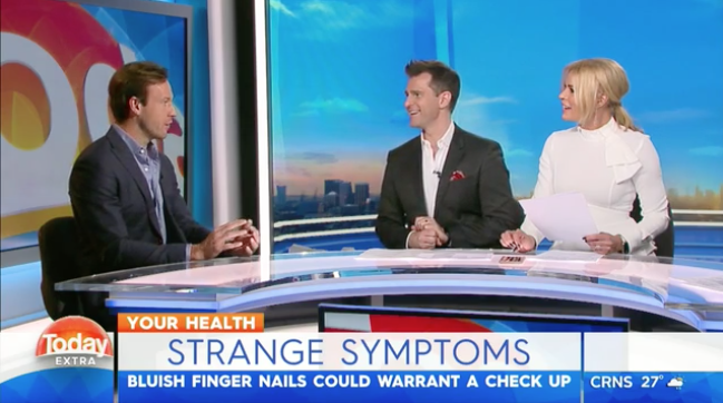 Dr Zac reveals and explains the subtle signs that something sinister is happening in your body, including ringing ears, loss of taste, bluish tinge on fingers and finger nails and the strange retina freckles, that all may warrant a check up at the local GP.