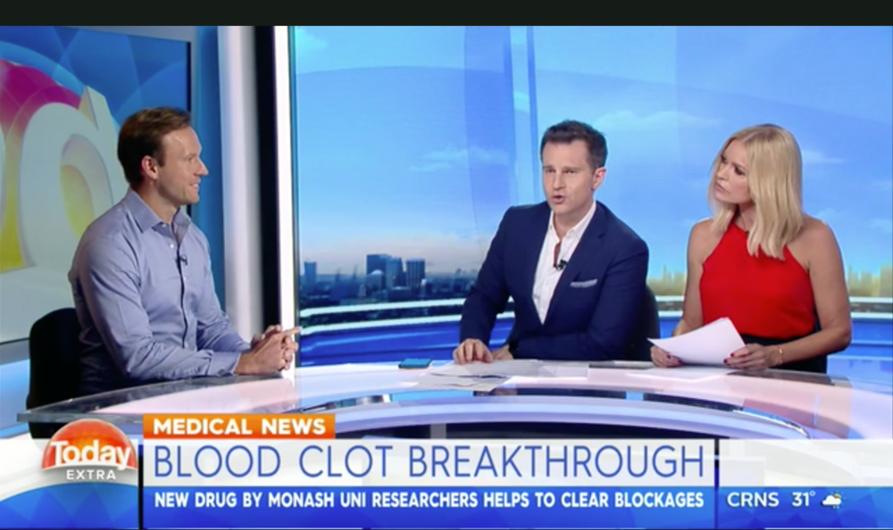 TODAY Extra chat with Doctor Zac Turner about the new drug that will help stroke and heart attack patients.