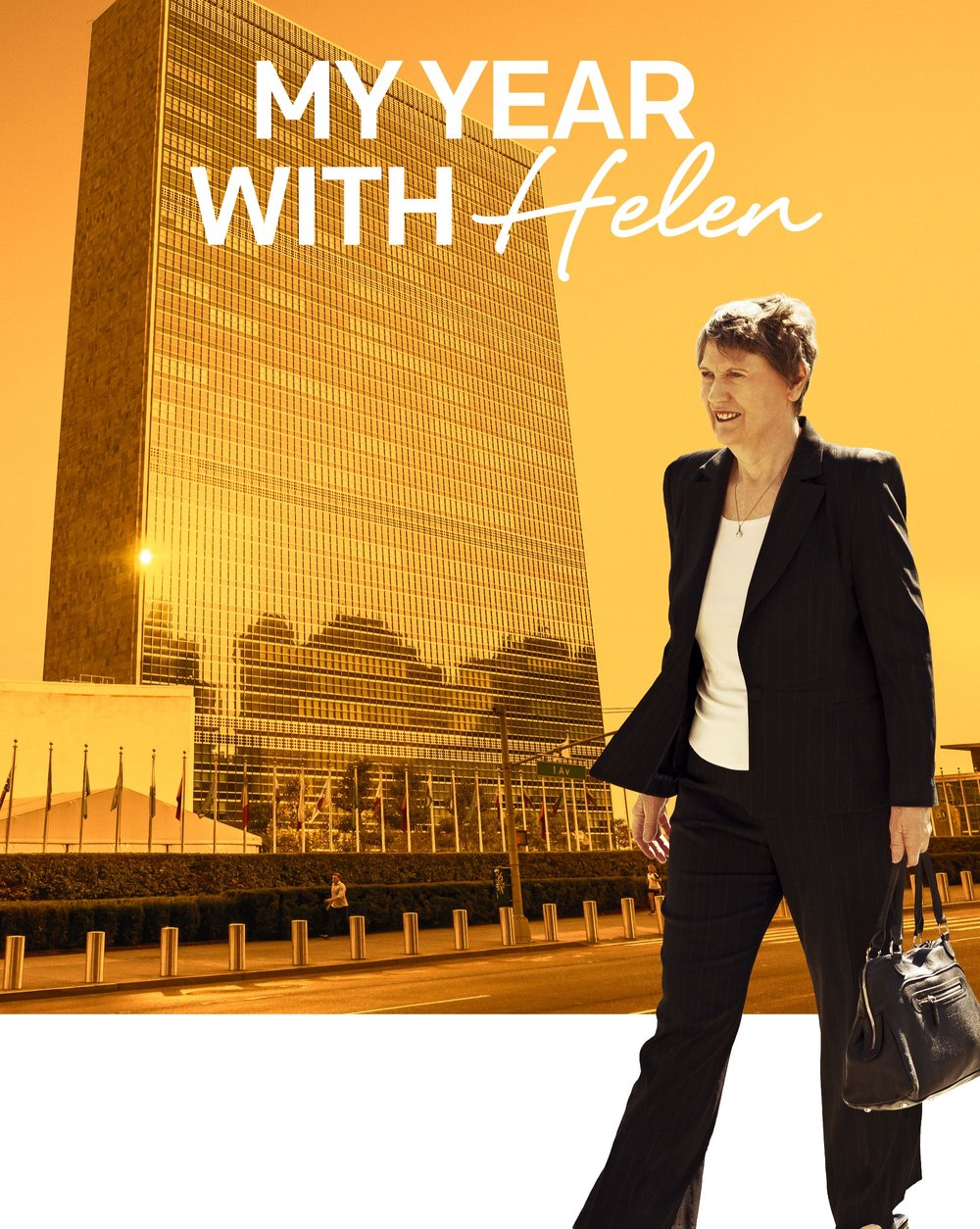"Here is a chance to see some of the inside workings of one of the world's largest, most important organisations from the viewpoint of a former New Zealand Prime Minister.  There is a film about to be release called ""My Year with Helen."""
