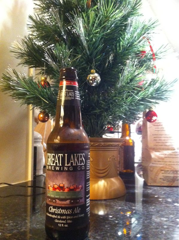 The Ohio Christmas starts with this…..