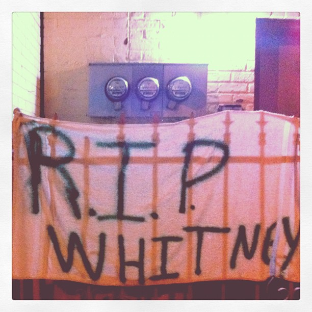 Bed Stuy remembers (Taken with  Instagram  at Bed-Stuy, Brooklyn)