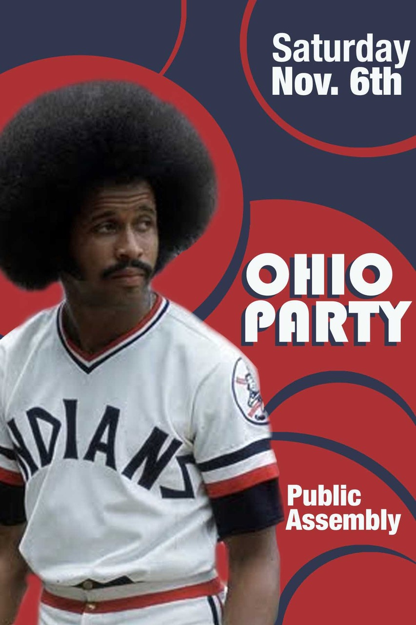 Come join me and Nora tonight for dancing (including a performance by the ladies of Oh Fly Oh), it's a fundraiser for a great performance… and it's also early celebrations for bdays!! via ohioparty.com
