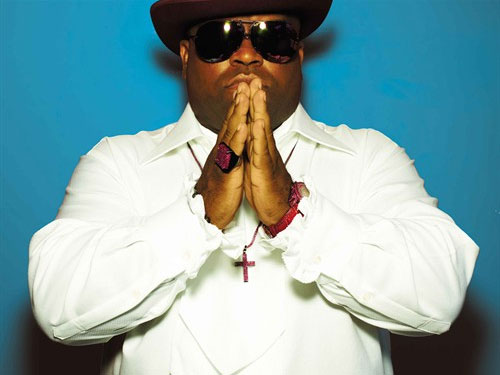 thanks NPR…     nprfreshair :      More Music For Your Post-Halloween Monday Morning:   Cee Lo Green's new album 'The Lady Killer'  is streaming, in its entirety, on NPR until November 9. (And yes, it includes  this track …)