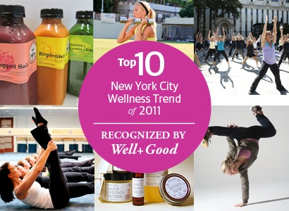 Anya Porter and Breakti chosen as one of the  Top 10 NYC Wellness Trends  to watch out for in 2011 by Well and Good NYC!!!!!      I am so honored to announce this very exciting and humbling achievement…  thanks to everyone who has supported me and Breakti through the last year.  We couldn't have done it without you!!!