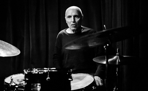 "this guy had a big impact on my college listening ears.  hip hop, house, various electronica and jazz pervaded my music library.  will def be tuning into this.  nprfreshair: ksaba: ""A lot of drummers are good drummers because they have some understanding of rhythm. Paul had an innate love of song.""- Keith Jarrett Paul Motian, RIP d. 23 Nov 2011 Tomorrow we remember jazz drummer Paul Motian with highlights from a 2006 interview."