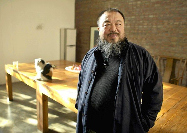 galleryrow :     Documentary 'Ai Weiwei: Never Sorry' shows artist's boldness     Go see this film.