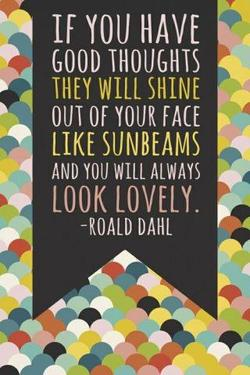 love roald dahl…  a fave author as a kid thanks to one mrs. jones in 2nd grade.