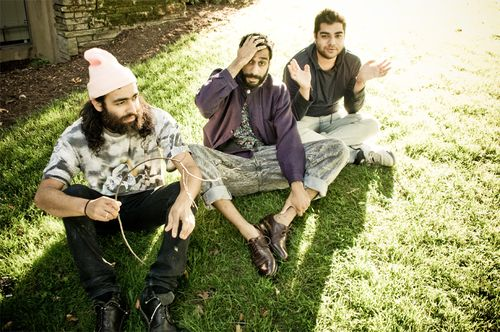 pnach0 :      Himanshu Suri, Das Racist - Songwriters on Process