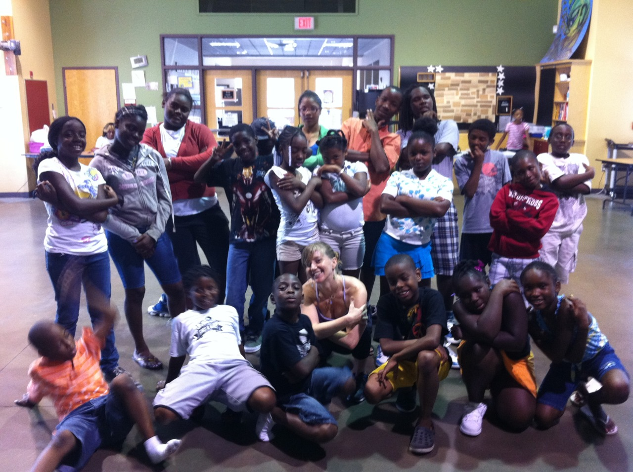 Breakti just paid a visit to Central Community House in Columbus, OH…  and all the amazing kids there.   We had a pretty good time. #Breakti  #Breakteens #Breaktweens