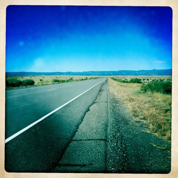 So long New Mexico …  Until next time.  Thank you for the space.