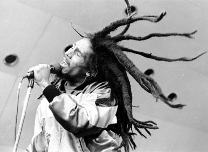 locluv: Happy Birthday Robert Nesta Marley And happy bday to my popzz..