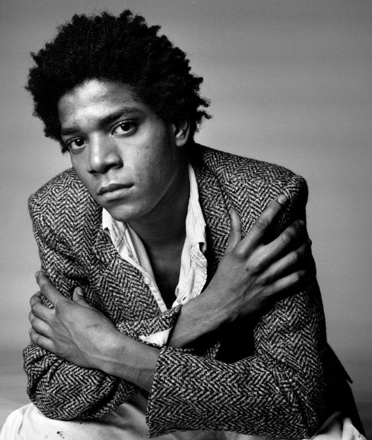 kbas :     Jean-Michel Basquiat by Richard Corman