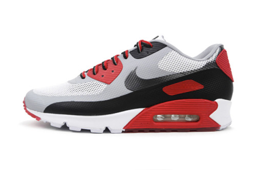 "hawt.  do they come in ladies?      indeednyc :     Nike Air Max 90 Premium Hyperfuse ""2012 Pro Bowl"""