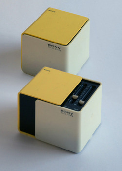 geeqs: SONY TR-1825 circa 1970