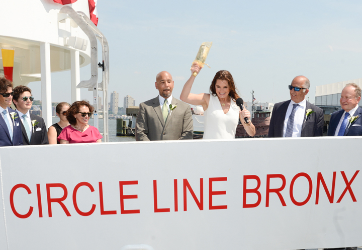 New York's Iconic Circle Line Sightseeing Cruises Receives And Operates New State-of-the-art Empire Class Fleet. read more on Yahoo! Finance June 13, 2017