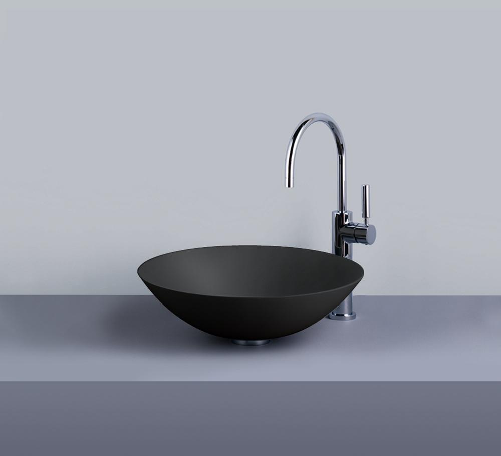 Alape round wash bowl in black matt high res.jpg