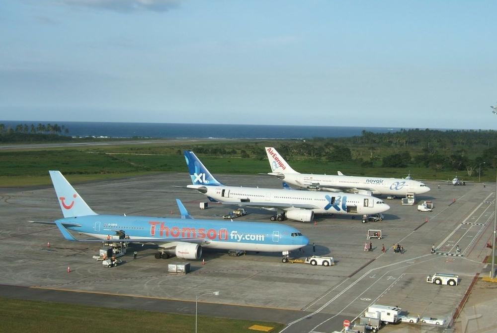 Samaná el Catey International Airport (AZS)