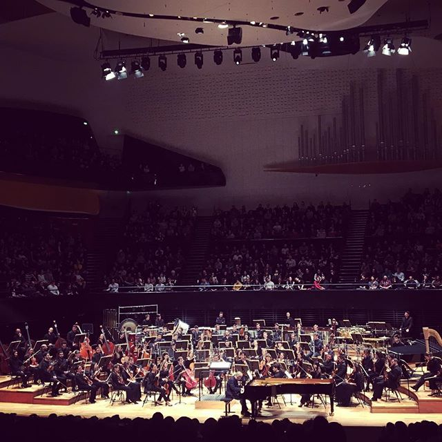 C'était beau !! Joe Hisaishi @philharmoniedeparis