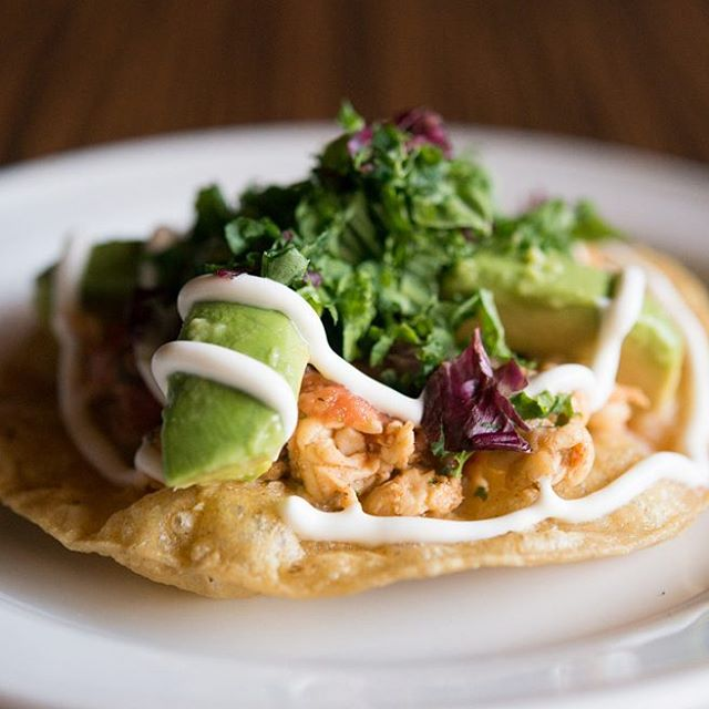 Shrimp Tacos? Yeah, always shrimp #tacos. Join us for #Friday night dinner. #NoFilter