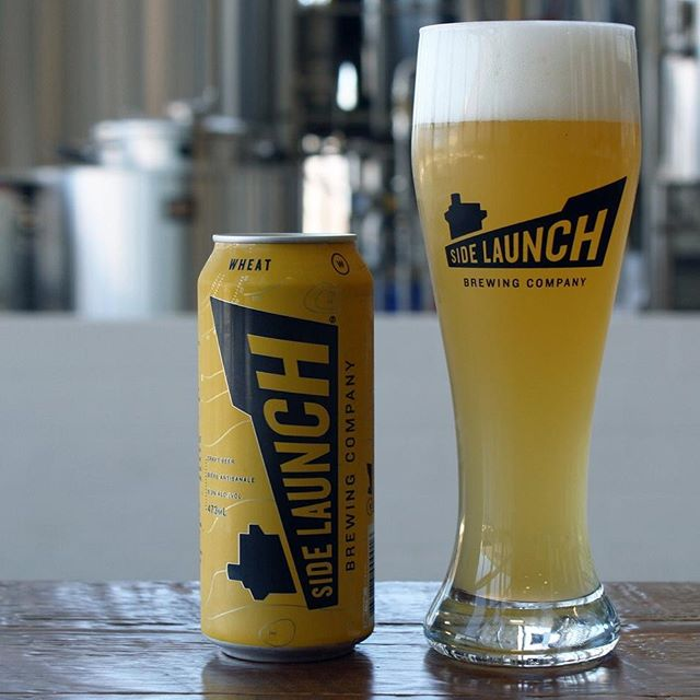 Now on tap at Tilde: @sidelaunch Wheat. Unfiltered and delicious, perfect with spicy #Tacos! Only $6 tonight for #ThirstyThursday