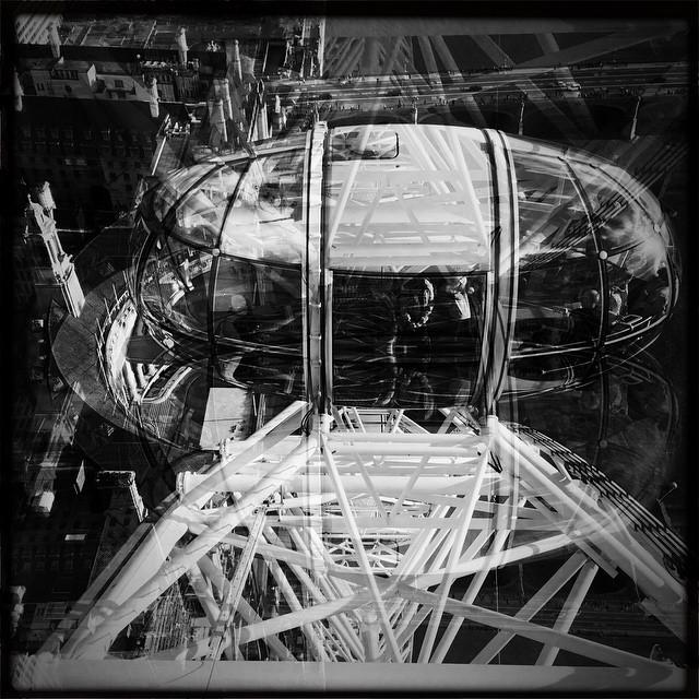 The London Eye from the London Eye