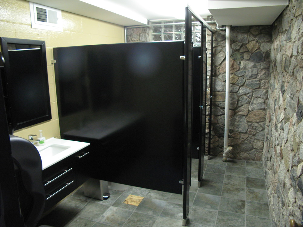 Bathroom Stalls - After