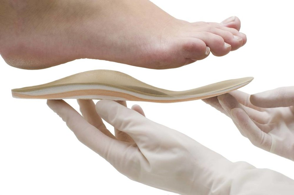 with AS many DESIGNS of orthotics as there are feet. We stock only the best materials... In bulk