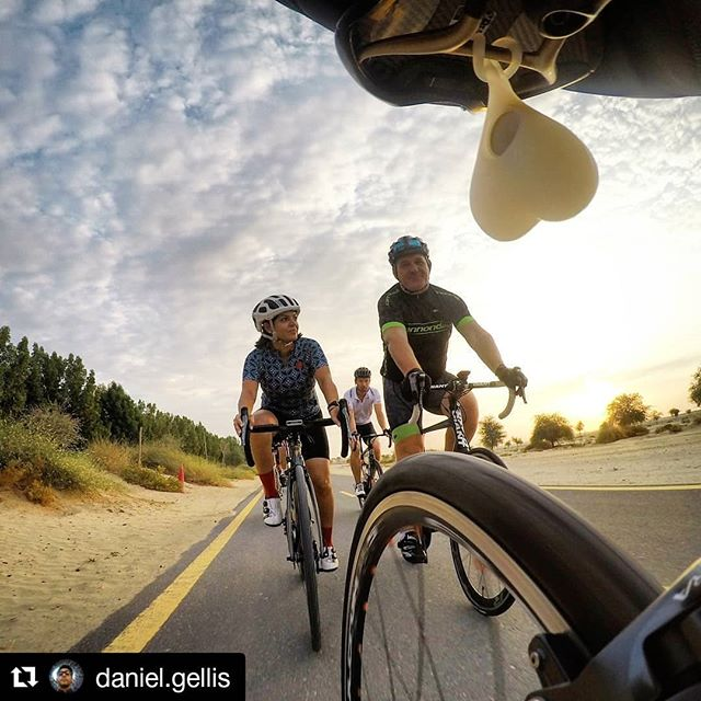 """At least I got the balls to get back on the bike 👀"" 📷 by @daniel.gellis  #bikeballs #confidence #instabike #bikeswag #roadbike #giftsforhim #bikesafety"