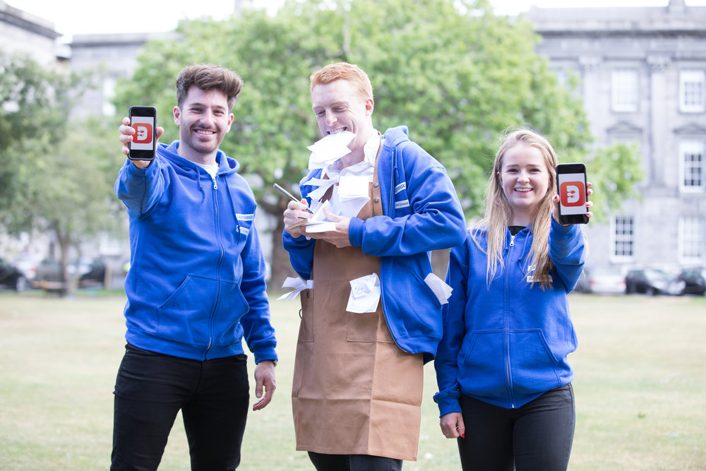 DOCKIT   Dockit is a mobile application for waiters/waitresses that makes 'taking an order' easy, quick and insightful. Their educational and assistive platform aims to reduce waste, improve sales, increase customer satisfaction as well as overall restaurant efficiency.                                                                                                                                                    Email