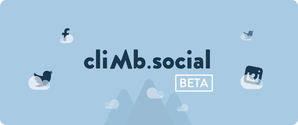 climb social beta launch