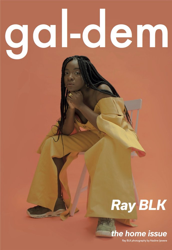 Assistant music editor for 'home' issue 002 | gal-dem