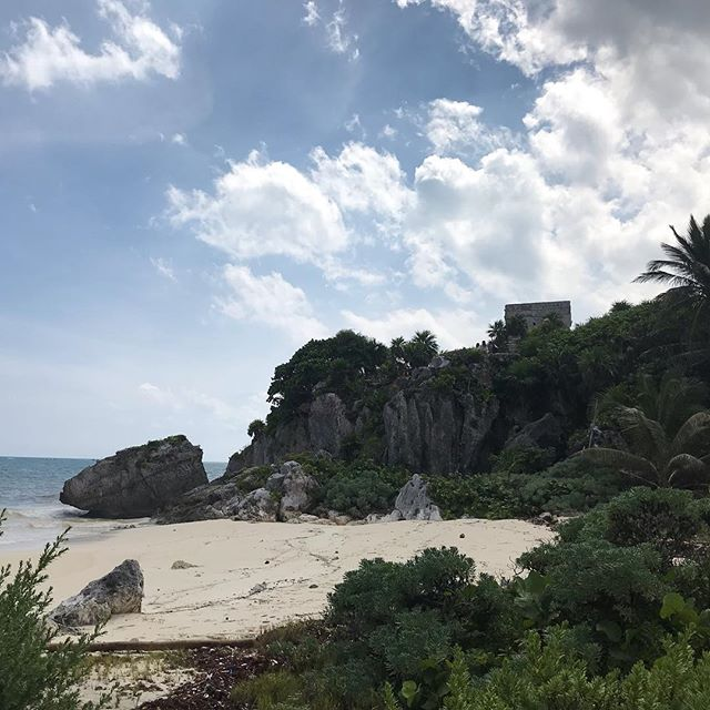 Learnings from Tulum 1. The Mayans knew how to build stuff 2. If you'd like to save me from the fate of the final image please apply within. I've already got @oreawilliams but it's good to have options