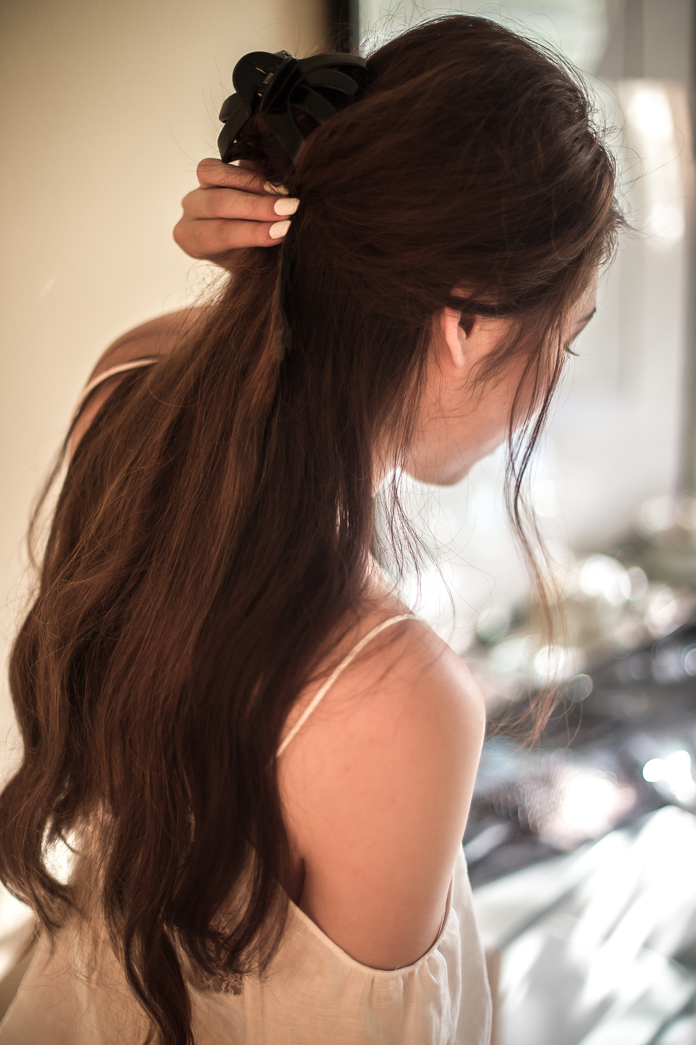 My Bellami Hair Extensions Lychee Style