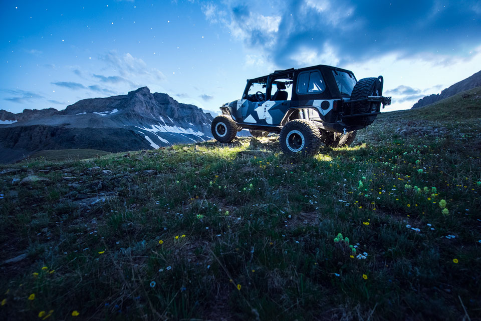 Colorado Automotive Jeep Photography