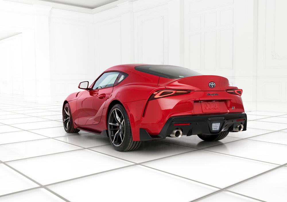 Commercial automotive photographer