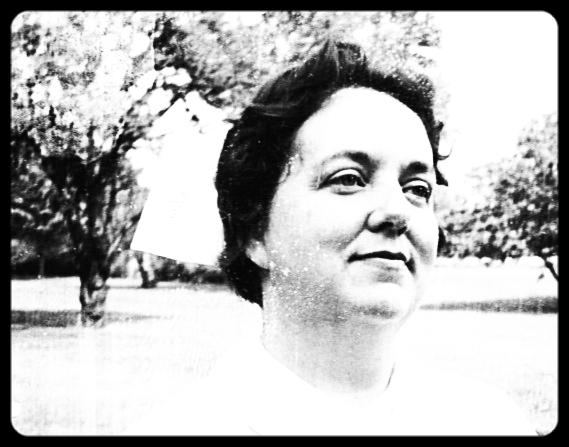 Ruth MURPHY - First Graduate