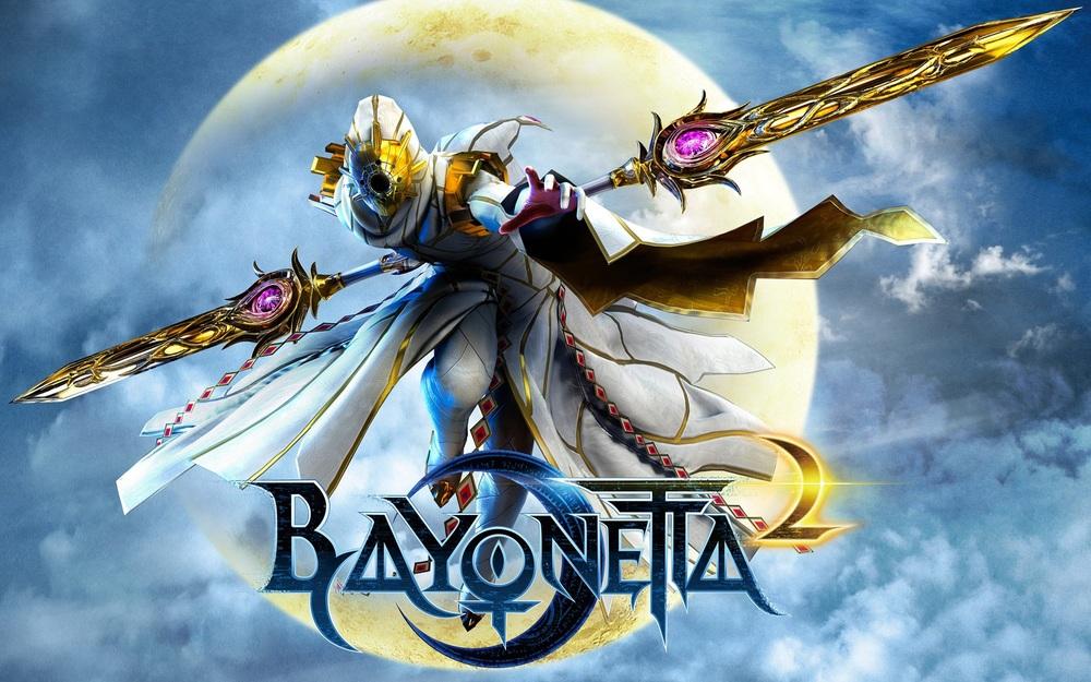 Game Bayonetta 2 HD Wallpaper