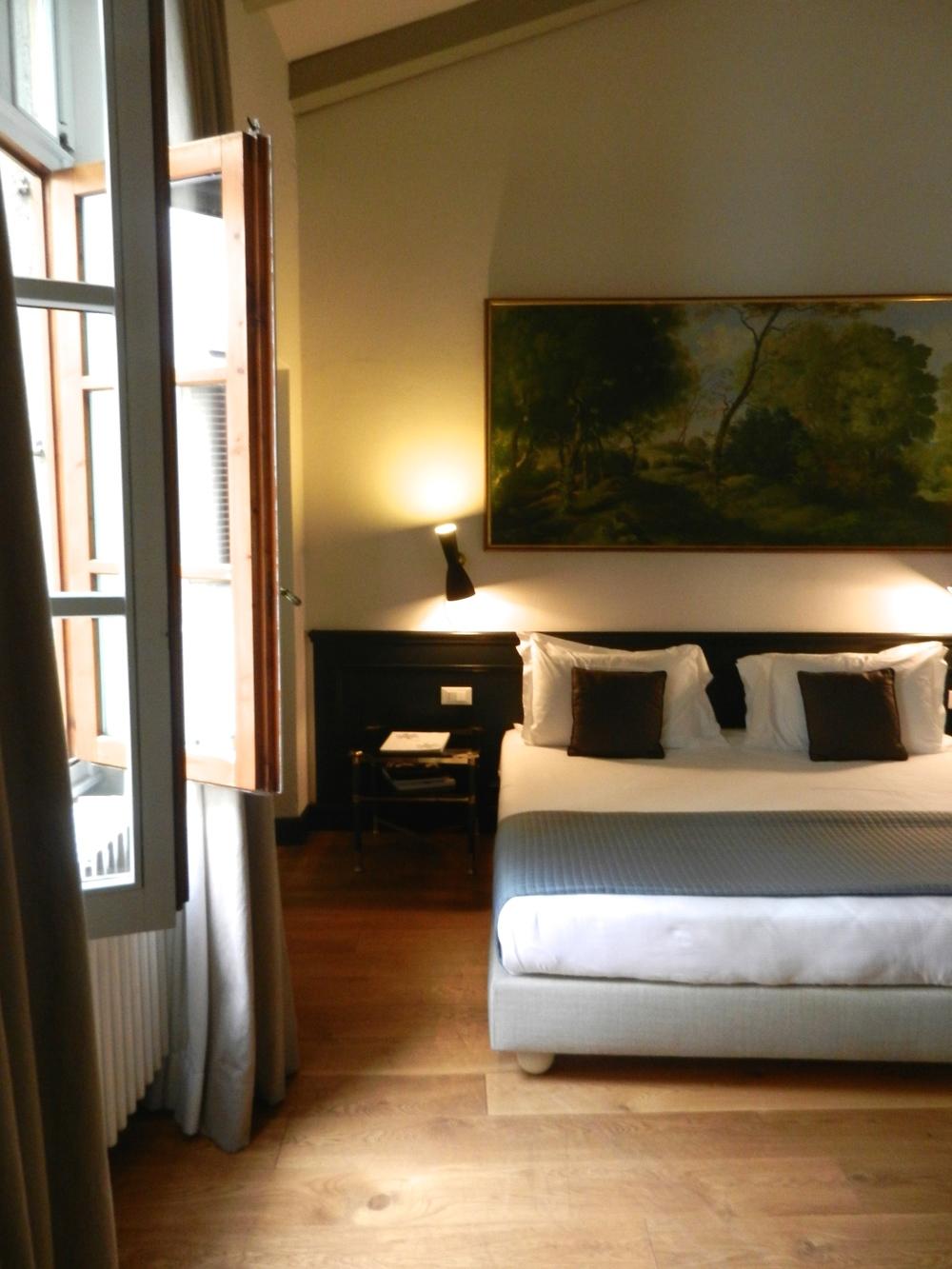 SoprArno suites bedroom.JPG