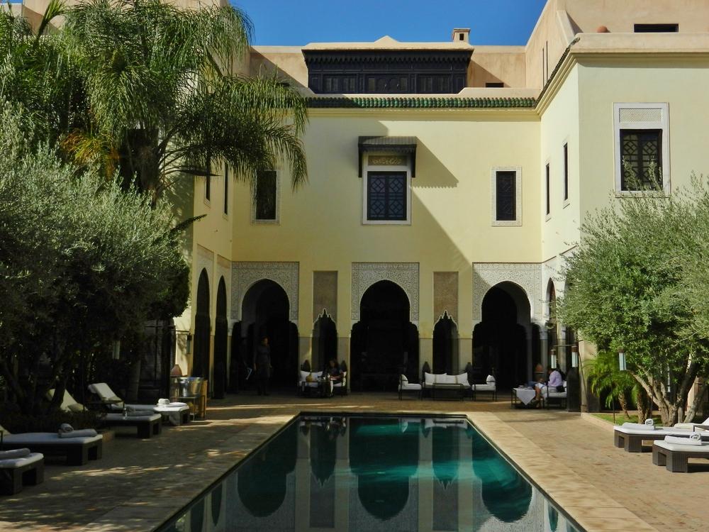 Villa des Orangers pool.JPG