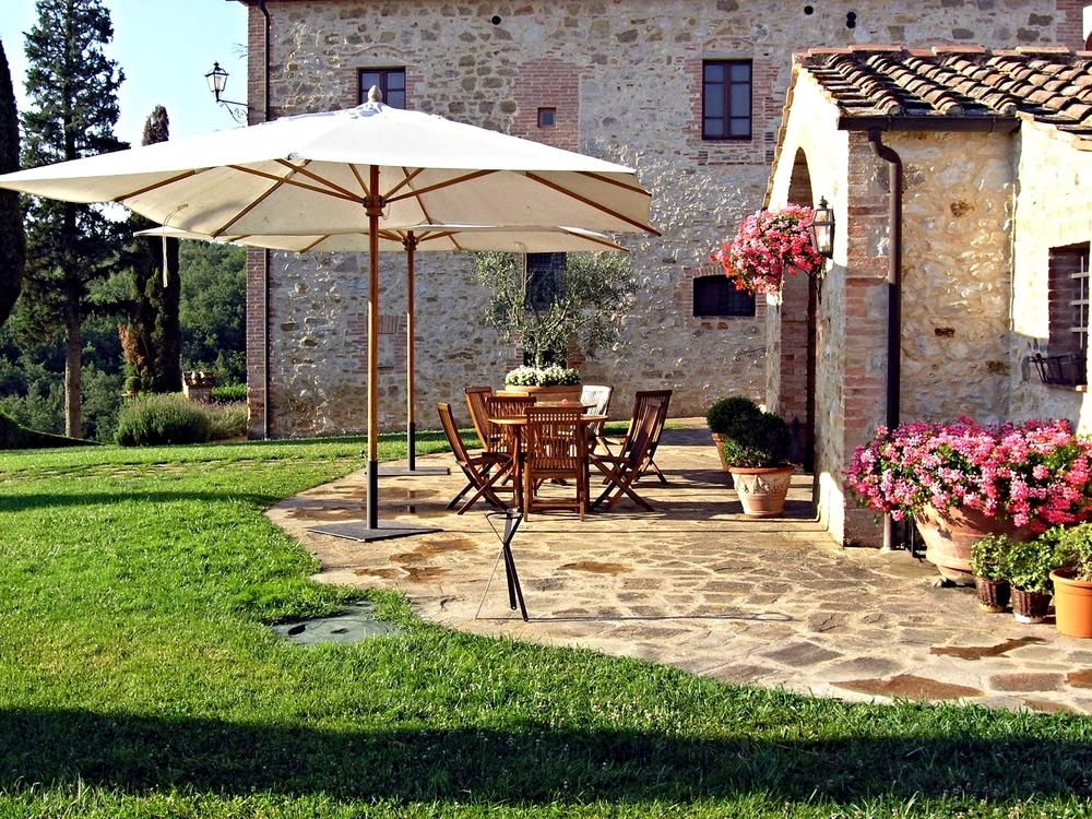 Private villa in Tuscany