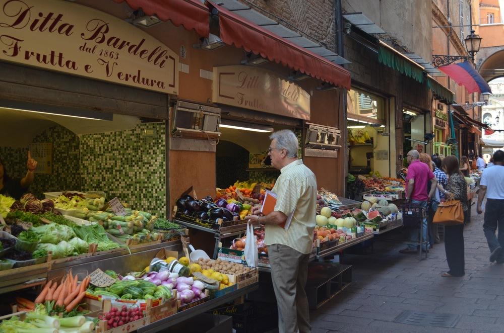 bologna market