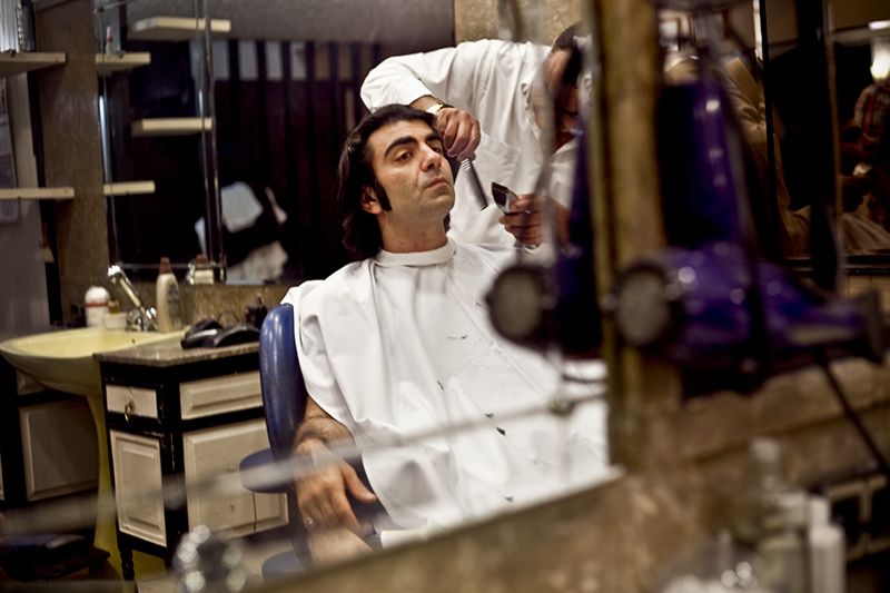 Fatih Akin for  Altyazi  magazine, October 2012