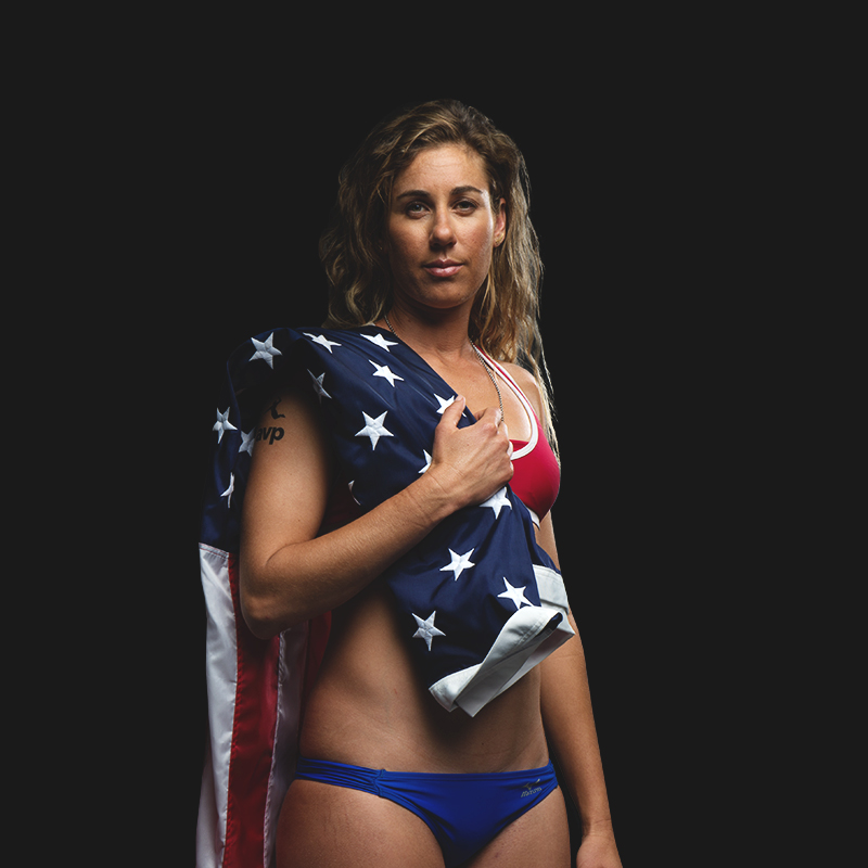 April Ross, 2016 Rio Olympian Bronze Medalist