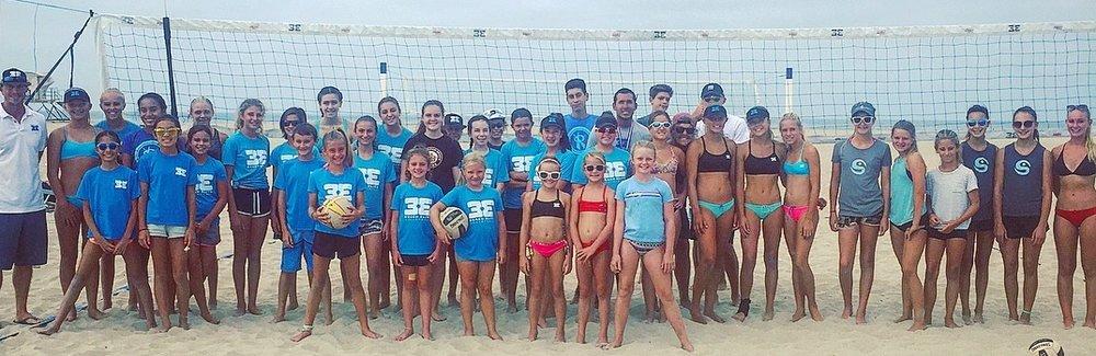 Beach Elite Volleyball Club