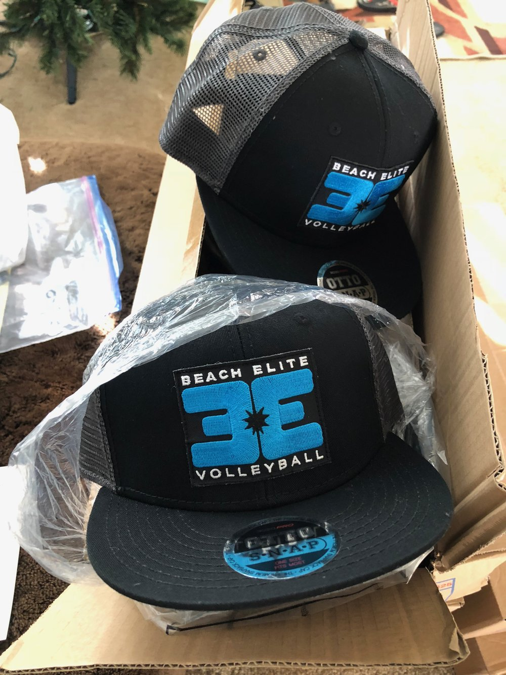 New Flat Bill Hats are here! -
