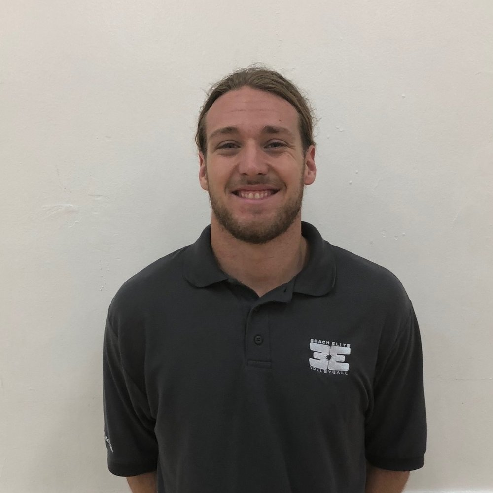 TYLER REINDL - *2017: Head Coach - Beach Elite 13U-Blue Girls Indoor Team*2016: Head Coach - Pulse Volleyball Club*2014: Head Coach - Balboa Bay Volleyball Club*College: Orange Coast College